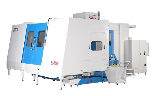 Deep Hole Drilling Machine (ST-1500)