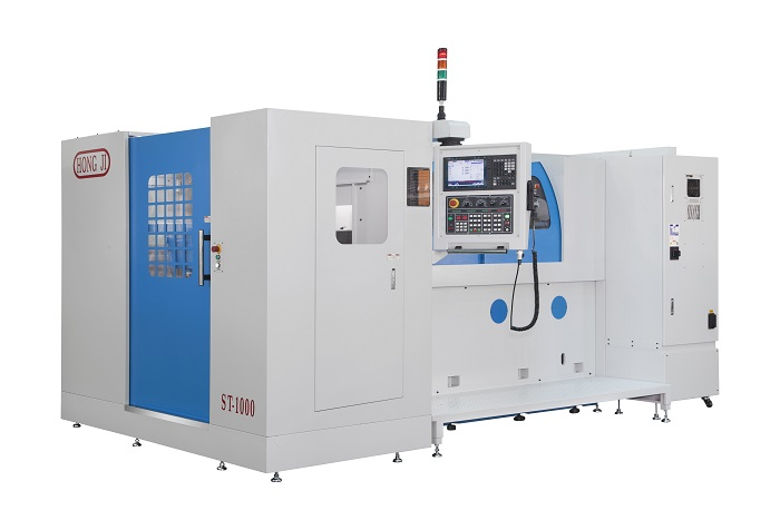 Deep Hole Drilling Machine (ST-1000)