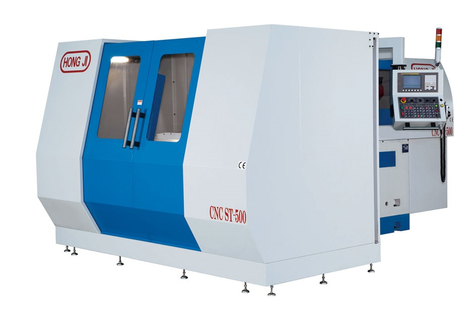 Deep Hole Drilling Machine (ST-500)