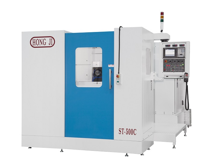 Deep Hole Drilling Machine (ST-500C)